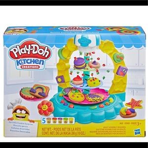 🌷PLAY-DOH KITCHEN CREATIONS